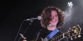 Kyle Falconer for Ironworks gig