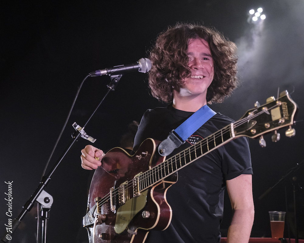 Kyle Falconer at Ironworks Inverness August 2018 12 - Kyle Falconer, 24/8/2018 - Images