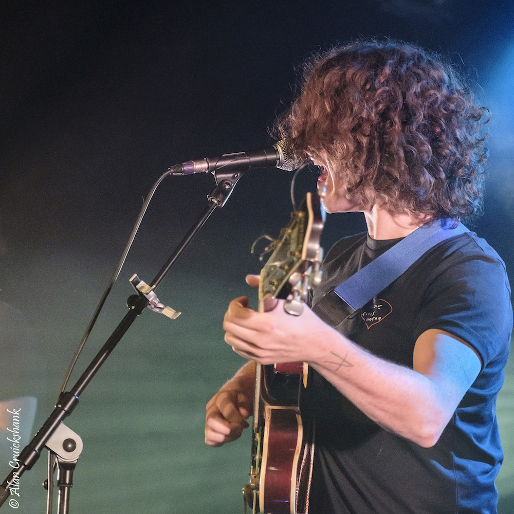 Kyle Falconer at Ironworks Inverness August 2018 8 - Kyle Falconer, 24/8/2018 - Images