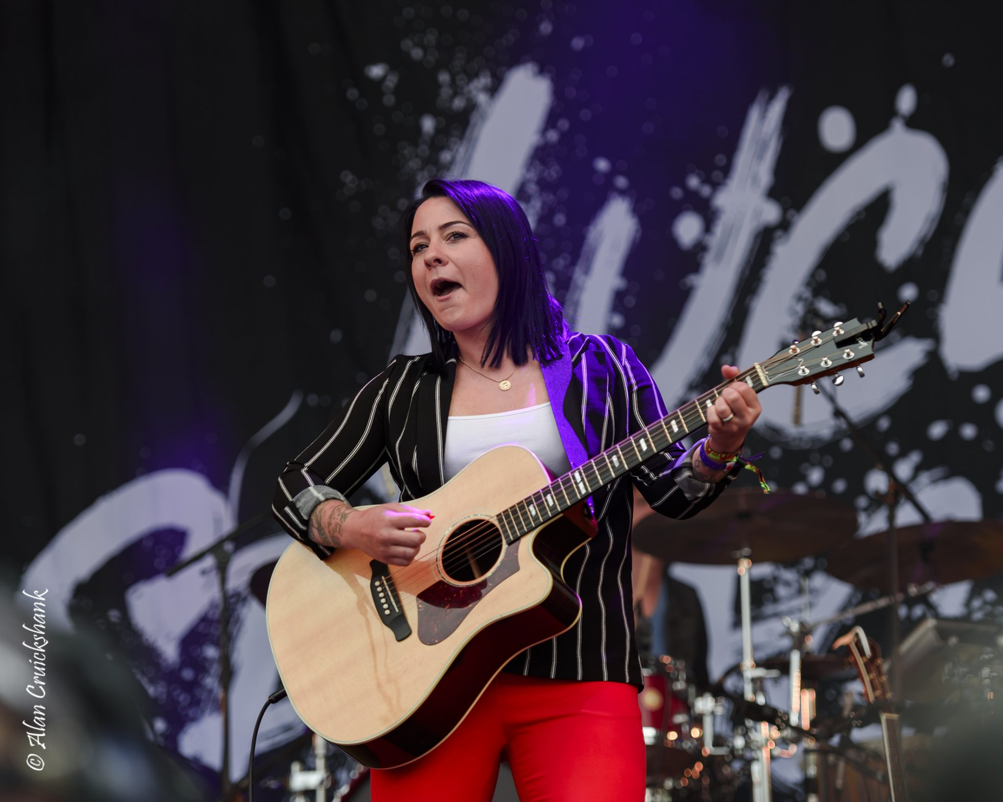 LObzf - Lucy Spraggan Friday Belladrum 2018 - IMAGES