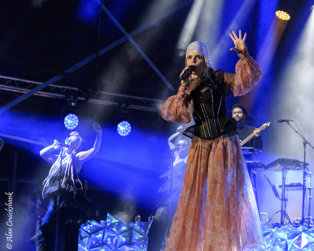 Paloma Faith at Belladrum 2018 - Paloma Faith, Friday Belladrum 2018 - IMAGES