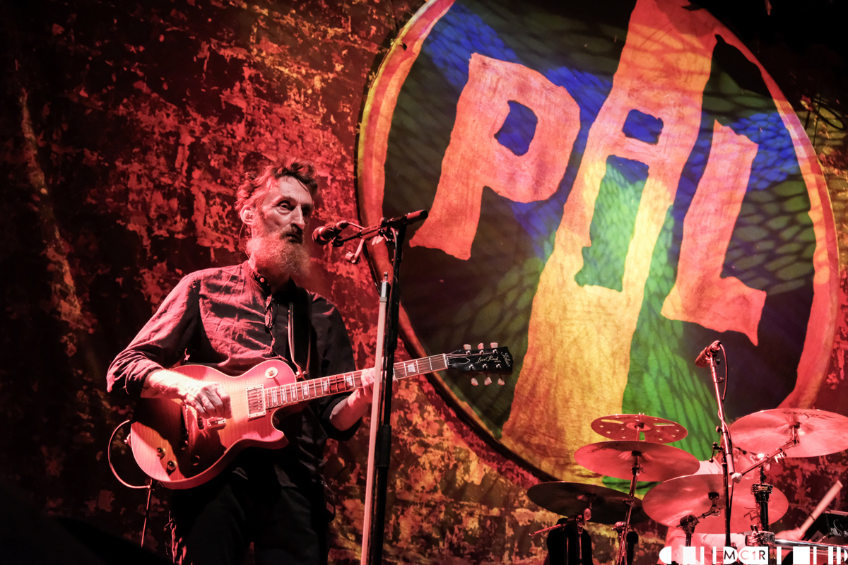 Pi L at Ironworks Inverness August 2018 17 - PiL, 28/8/2018 - Images