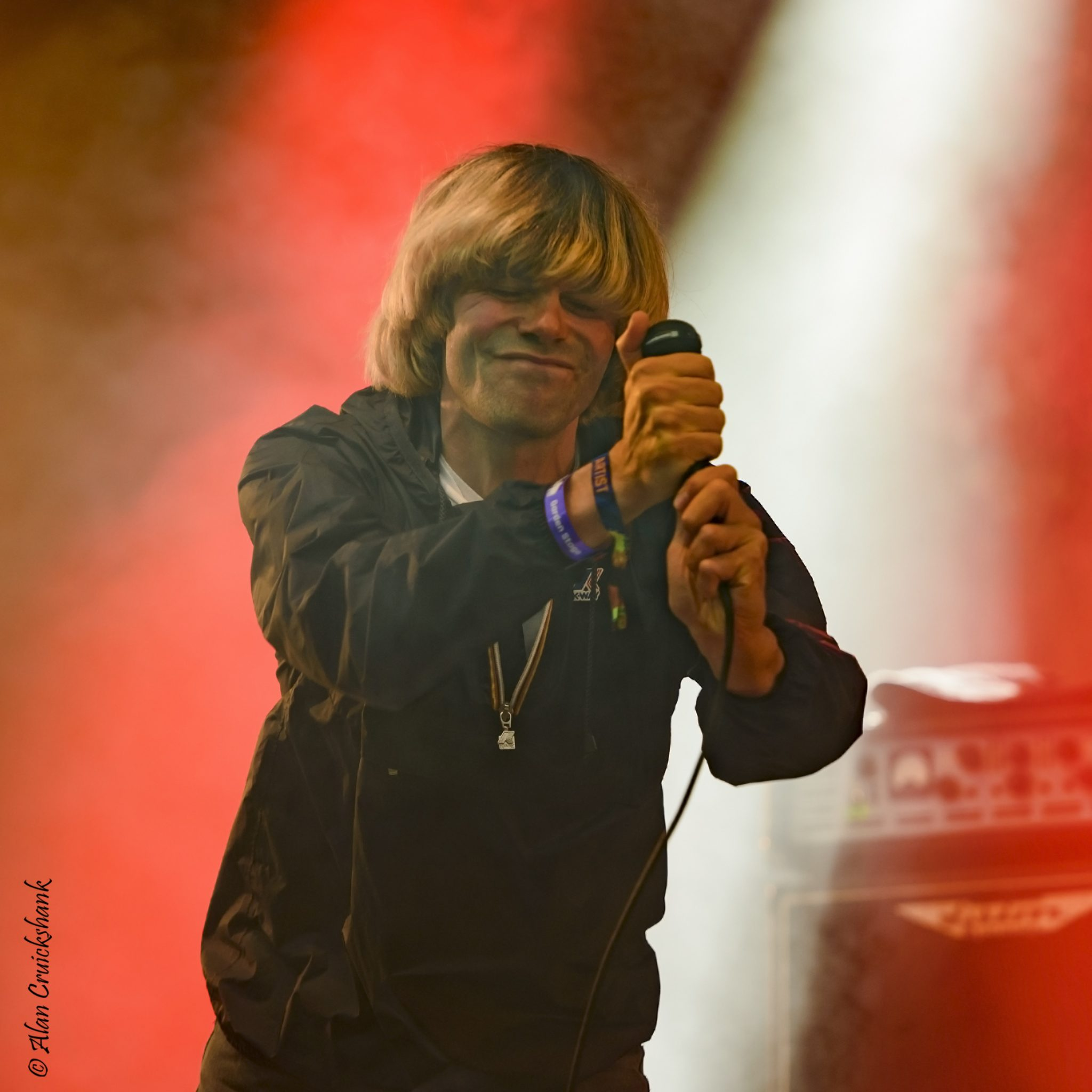 S18eC - The Charlatans, Friday Belladrum 2018 - IMAGES