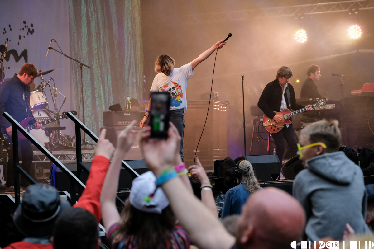 The Charlatans at Belladrum 2018 16 - The Charlatans, Friday Belladrum 2018 - IMAGES