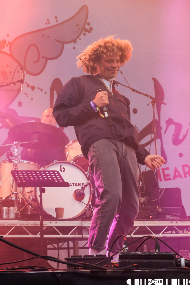 The Charlatans at Belladrum 2018 19 - The Charlatans, Friday Belladrum 2018 - IMAGES