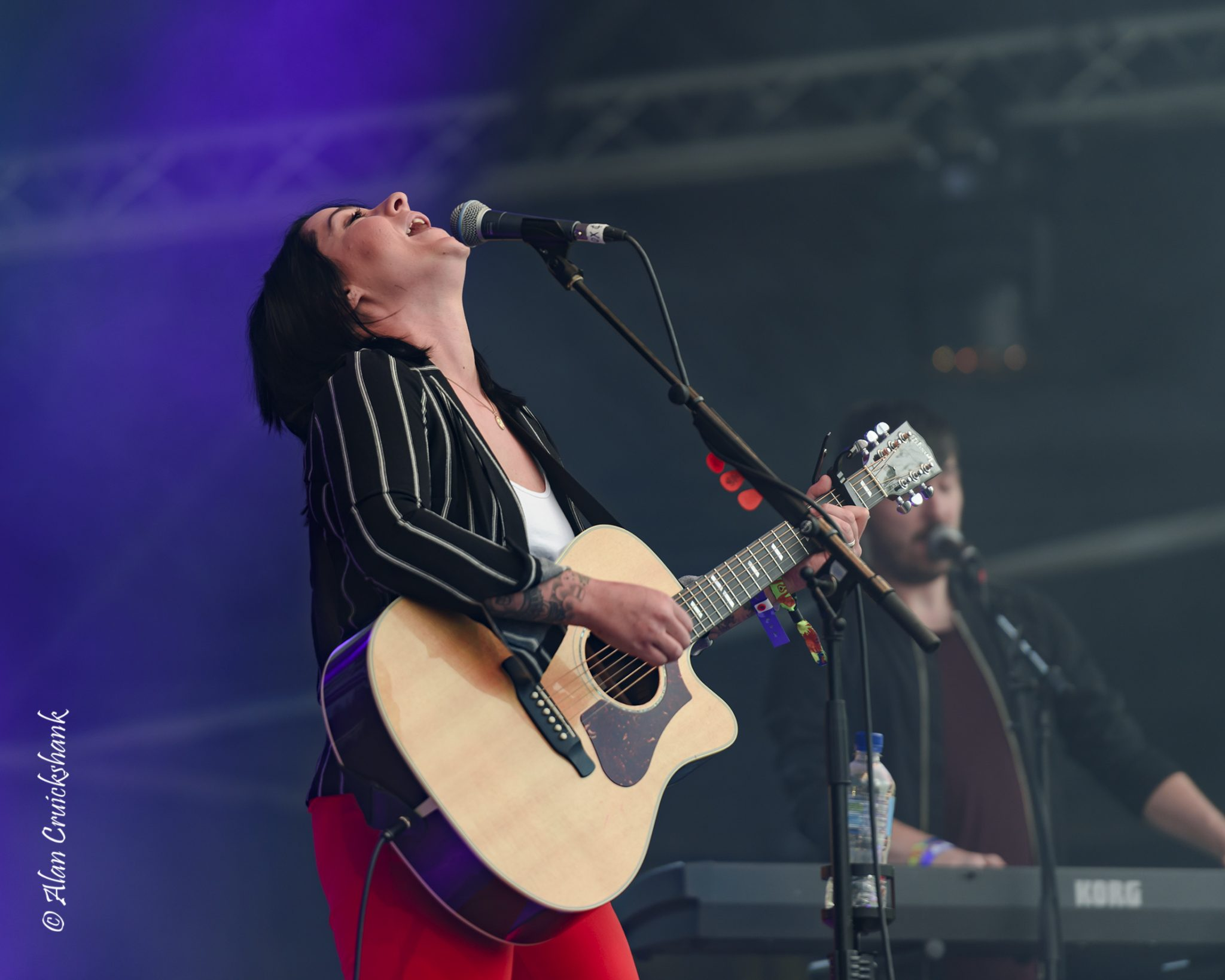ZX5QZ - Lucy Spraggan Friday Belladrum 2018 - IMAGES