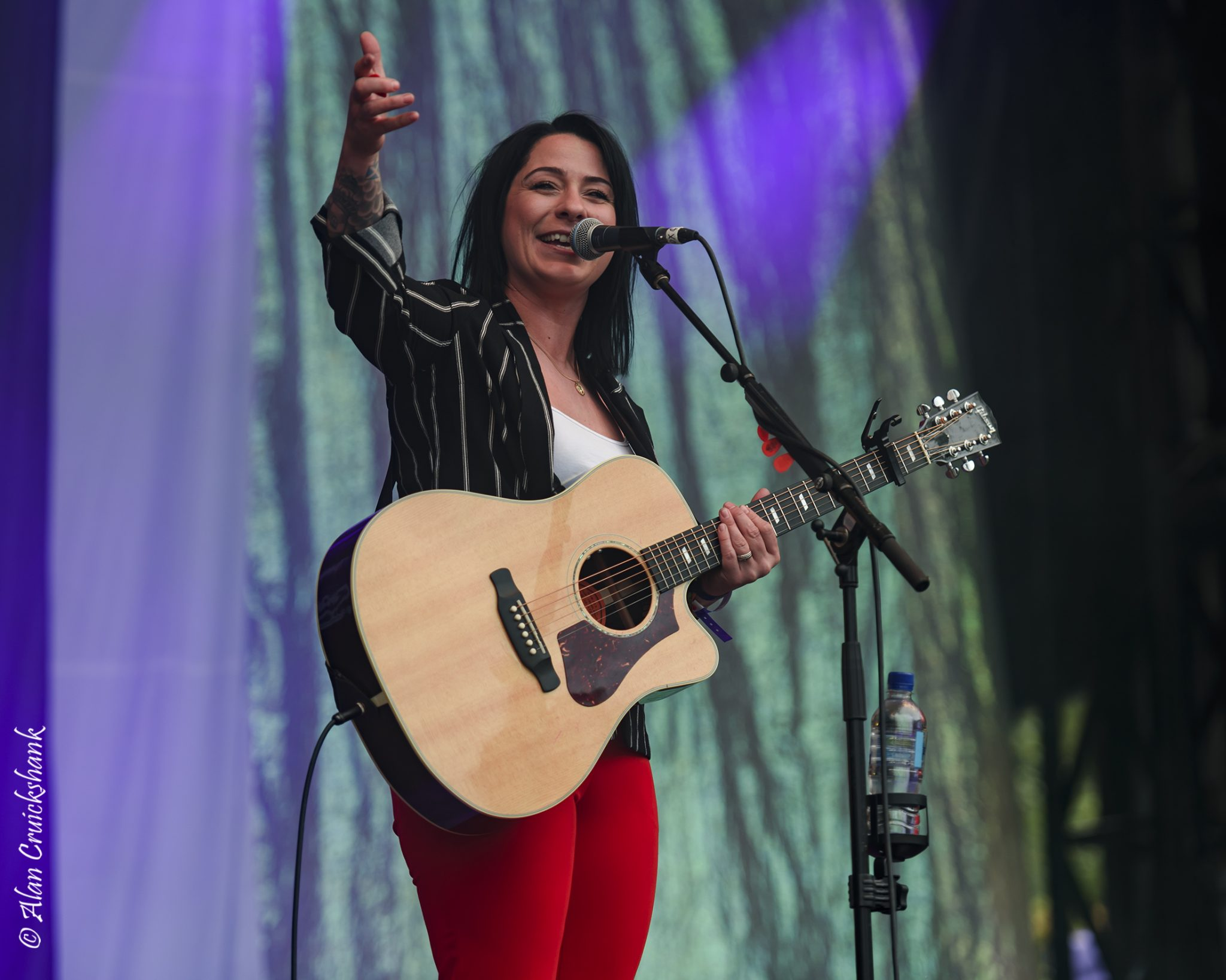 dFlLt - Lucy Spraggan Friday Belladrum 2018 - IMAGES