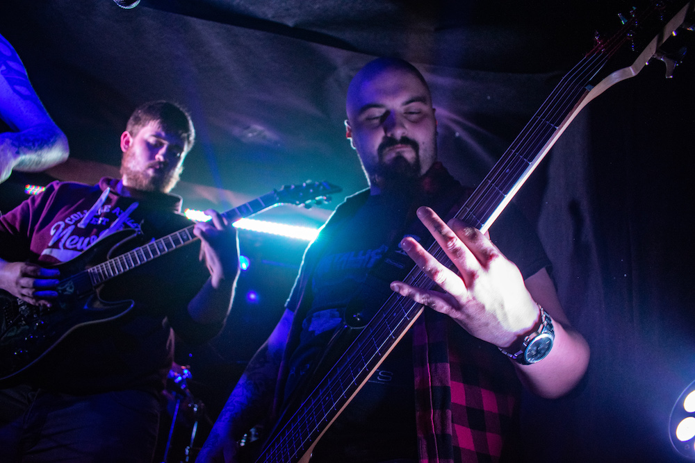 dominicide 7 at Tooth and Claw Inverness August 2018  - Slioch, Dominicide and Satiracy 24/8/2018 - Images
