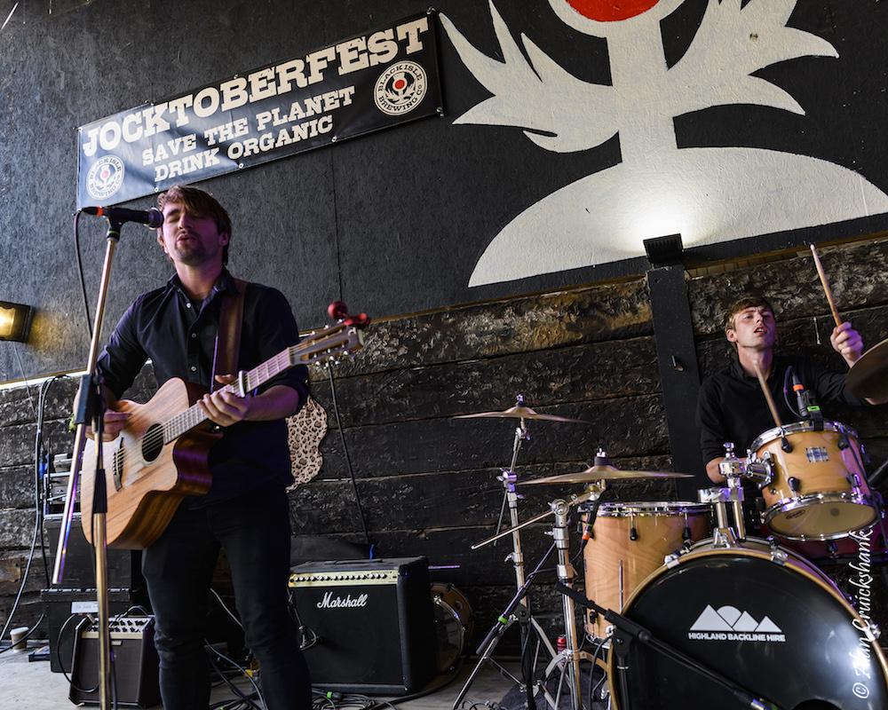 Gordon James and The Power at Jocktoberfest 2018 11 - Jocktoberfest 2018, Saturday - Images