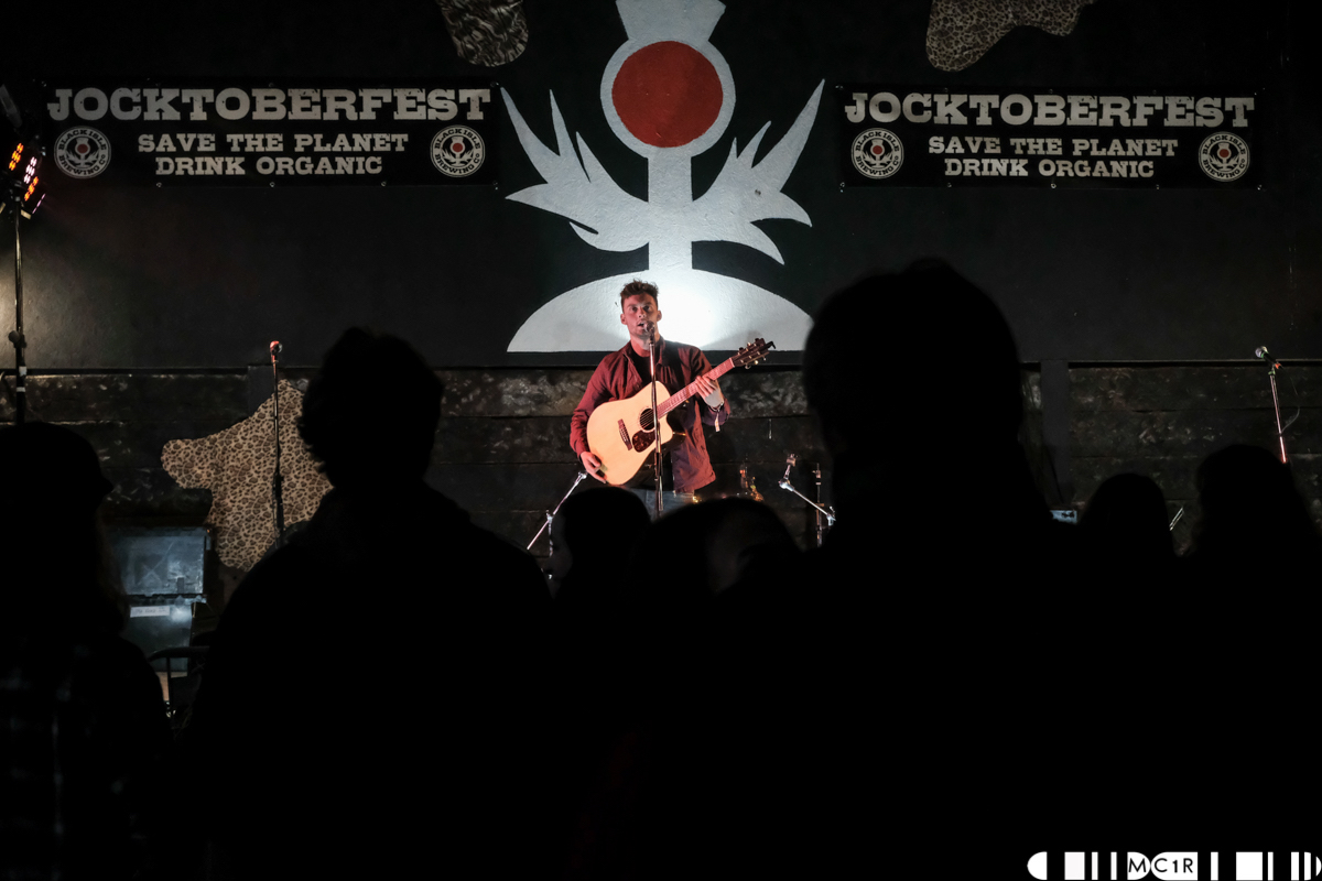 Keir Gibson 4 at Jocktoberfest 2018  - Jocktoberfest 2018 (Acts), Friday - Images