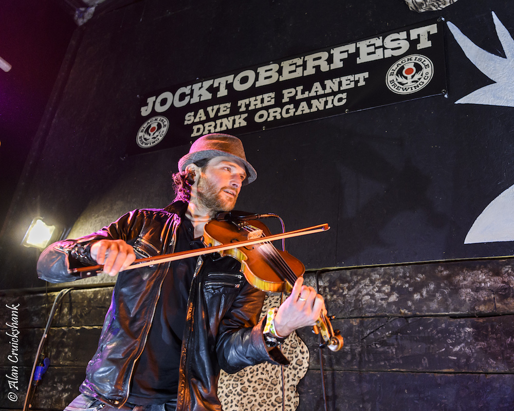 Tweed at Jocktoberfest 2018 11a - Jocktoberfest 2018 (Acts), Friday - Images