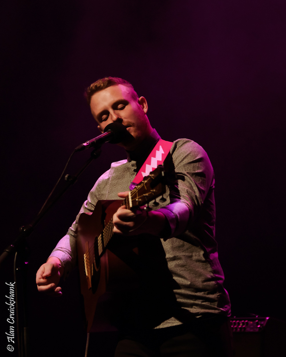 Dylan Tierney at Eden Court October 2018 22 - LIVE REVIEW - Susanna Wolfe Band , 6/10/2018