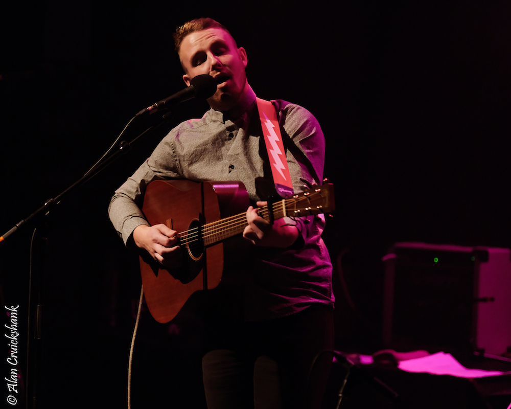 Dylan Tierney at Eden Court October 2018 29 - LIVE REVIEW - Susanna Wolfe Band , 6/10/2018