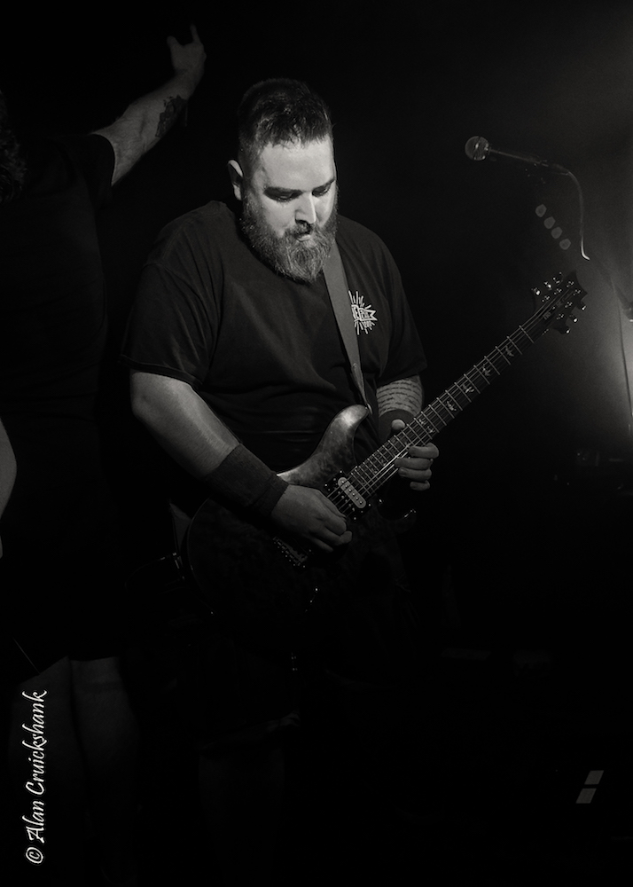 KING KOBALT at Tooth Claw October 2018 13 - KING KOBALT, 12/10/18 - Images and Review