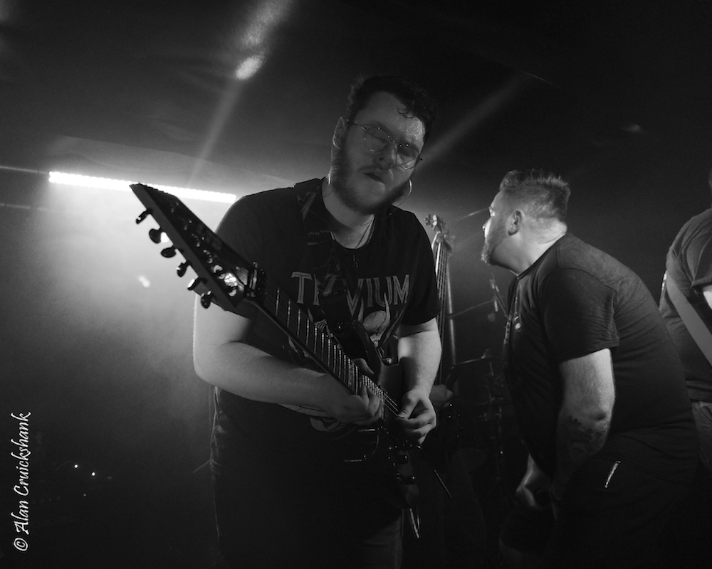 KING KOBALT at Tooth Claw October 2018 7 - KING KOBALT, 12/10/18 - Images and Review