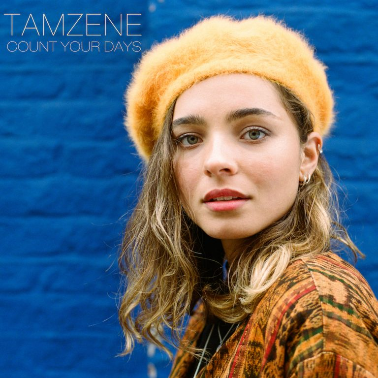 PACK SHOT COUNT YOUR DAYS 768x768 - Tamzene Announces New Single