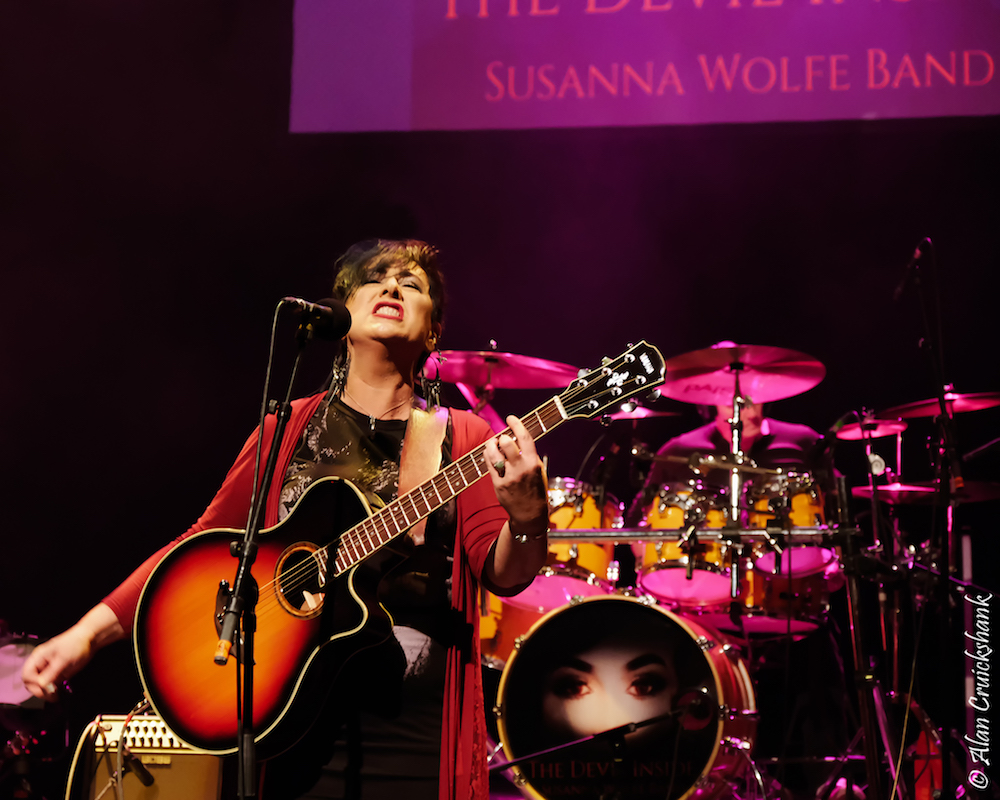 Susanna Wolfe Band at Eden Court October 2018 11 - LIVE REVIEW - Susanna Wolfe Band , 6/10/2018