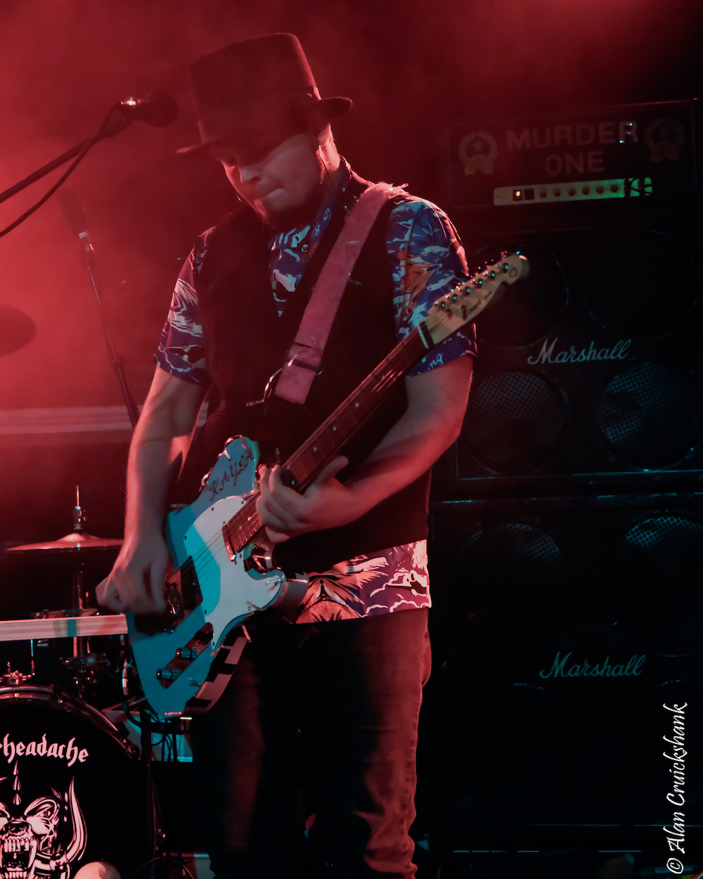 The Hunt at Ironworks October 2018 3 - Motorheadache, 5/10/2018 - Images