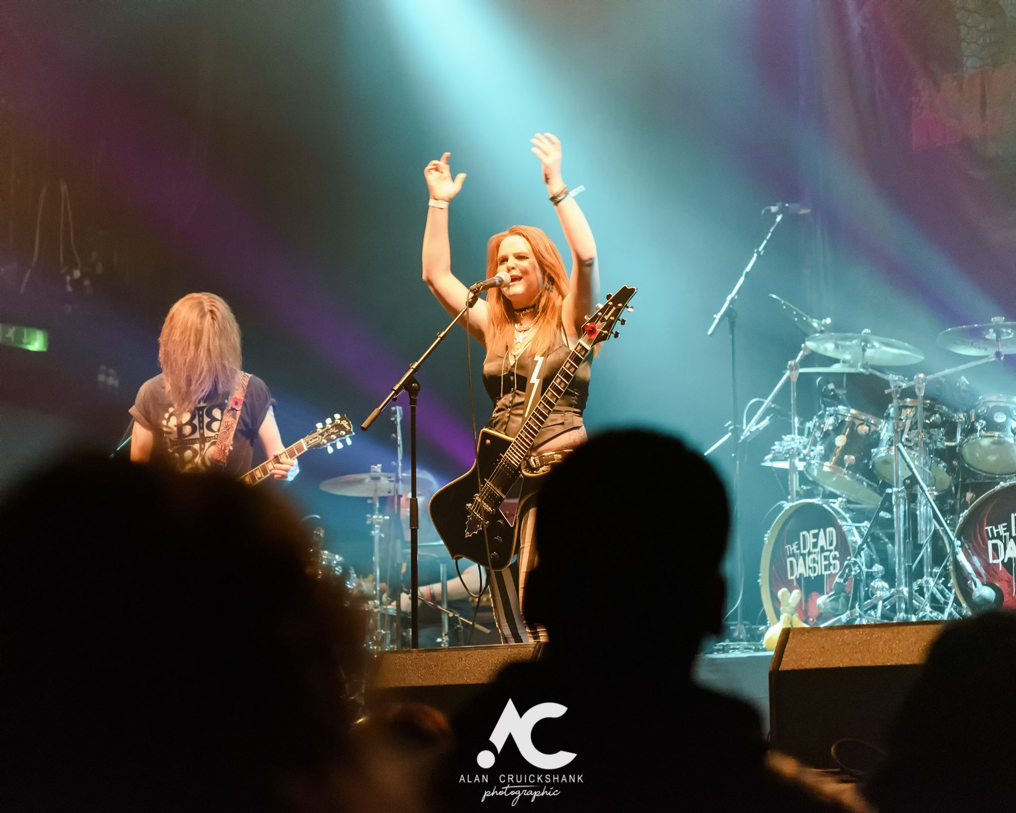 Beth Blade and the Beautiful Disasters at Monstersfest 2018 Ironworks Inverness November 2018 2 - Monstersfest 2018 - IMAGES