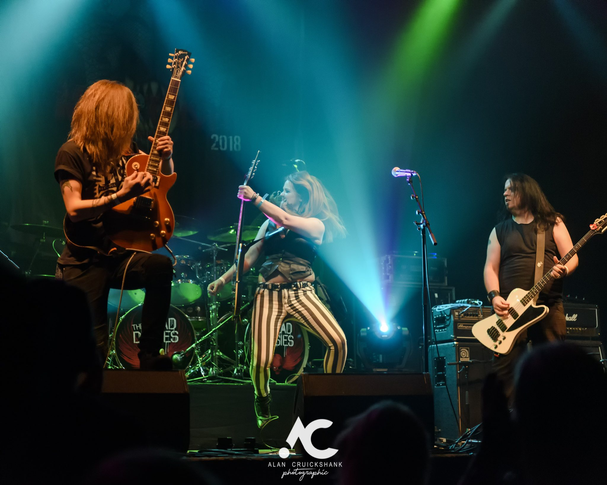 Beth Blade and the Beautiful Disasters at Monstersfest 2018 Ironworks Inverness November 2018 4 - Monstersfest 2018 - IMAGES