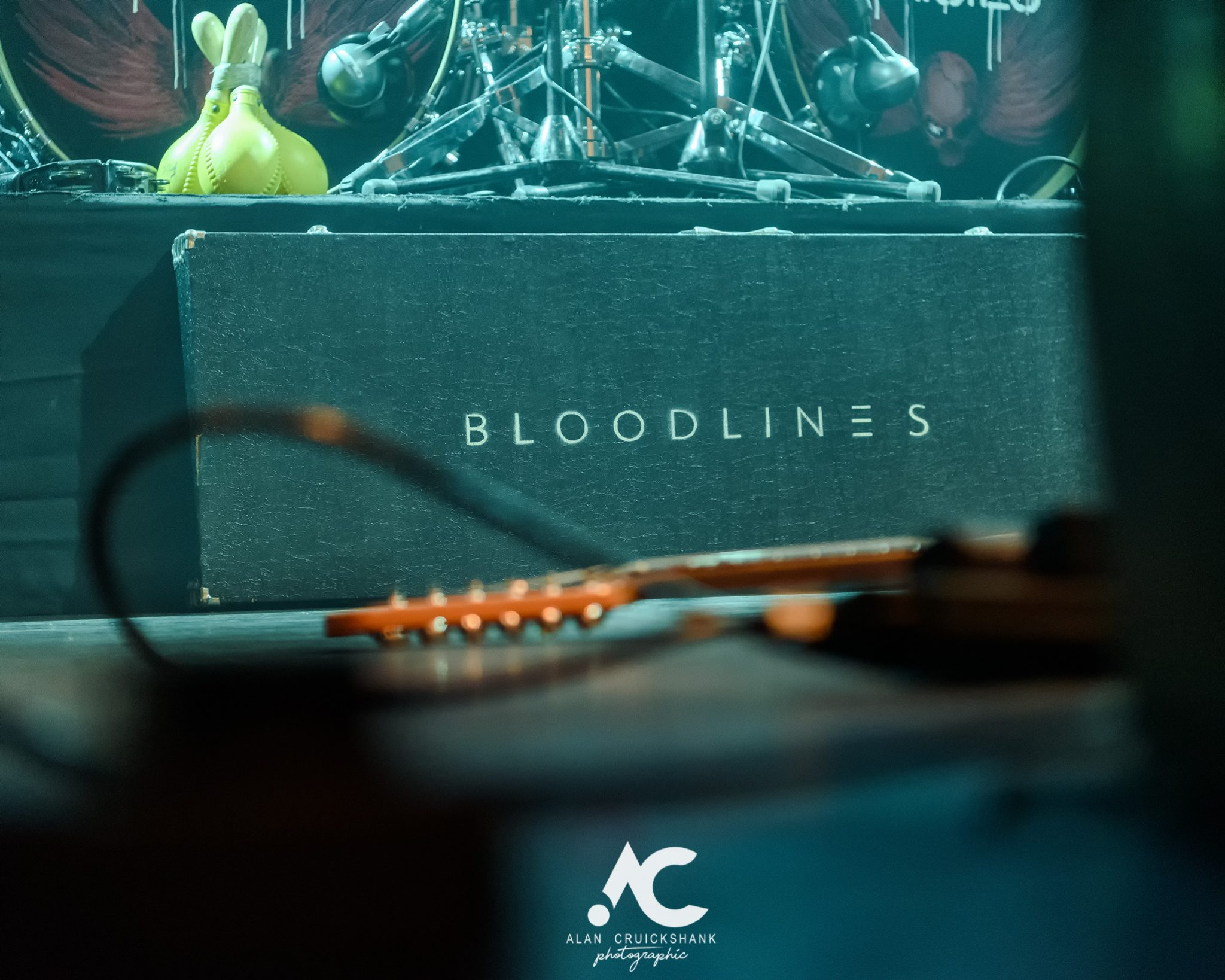 Bloodlines at Monstersfest 2018 Ironworks Inverness November 2018 6 - Monstersfest 2018 - IMAGES