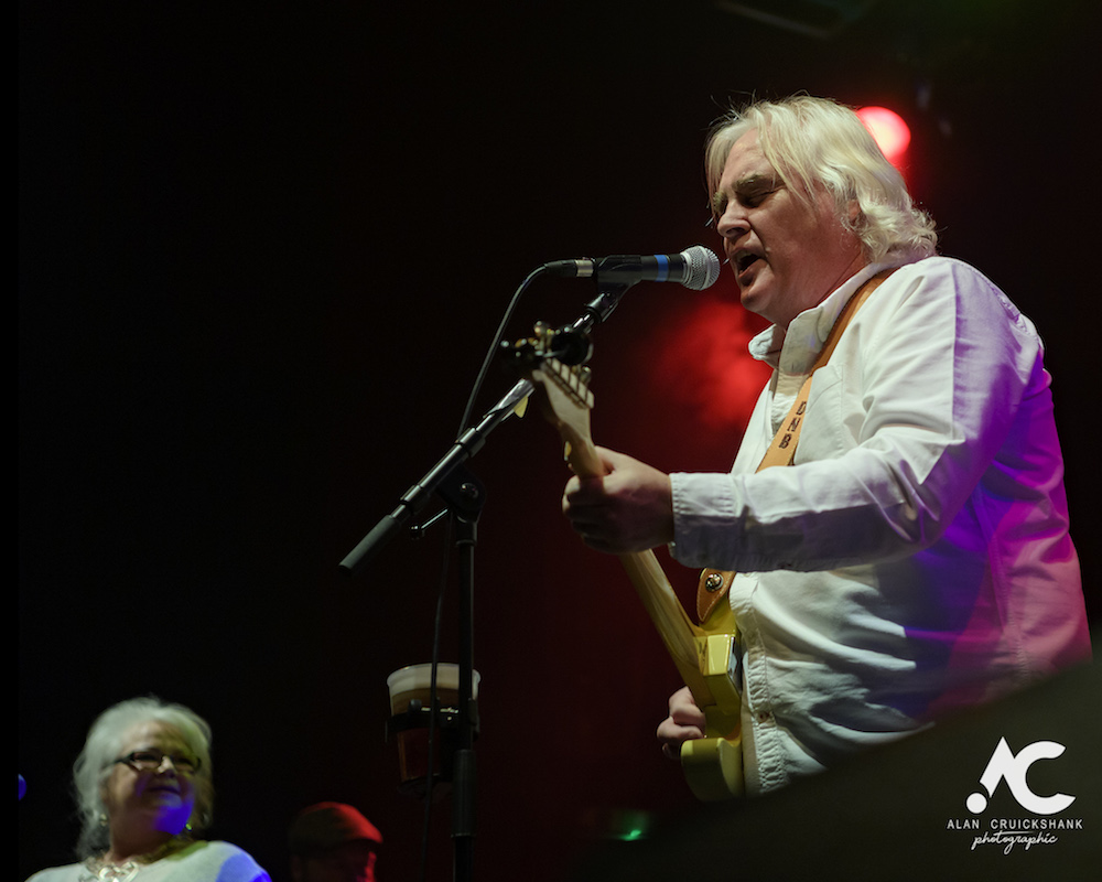 Dougie Burns and the Cadillacs playing Monstersfest 2018 Ironworks November 2018 6 - Monstersfest 2018 - IMAGES