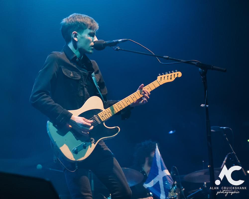 Felix Rabin at Ironworks Inverness November 2018 1 - Wishbone Ash, 28/10/2018 - Images