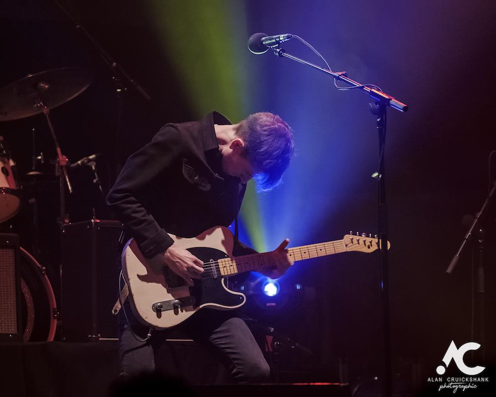 Felix Rabin at Ironworks Inverness November 2018 3 - Wishbone Ash, 28/10/2018 - Images