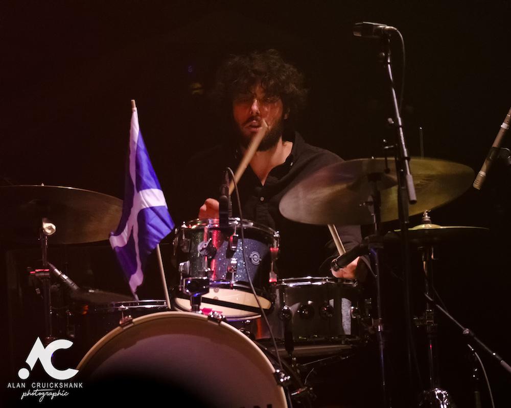 Felix Rabin at Ironworks Inverness November 2018 4 - Wishbone Ash, 28/10/2018 - Images