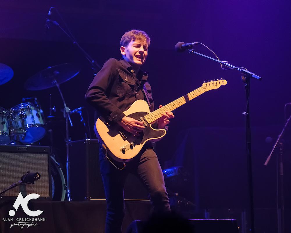 Felix Rabin at Ironworks Inverness November 2018 6 - Wishbone Ash, 28/10/2018 - Images