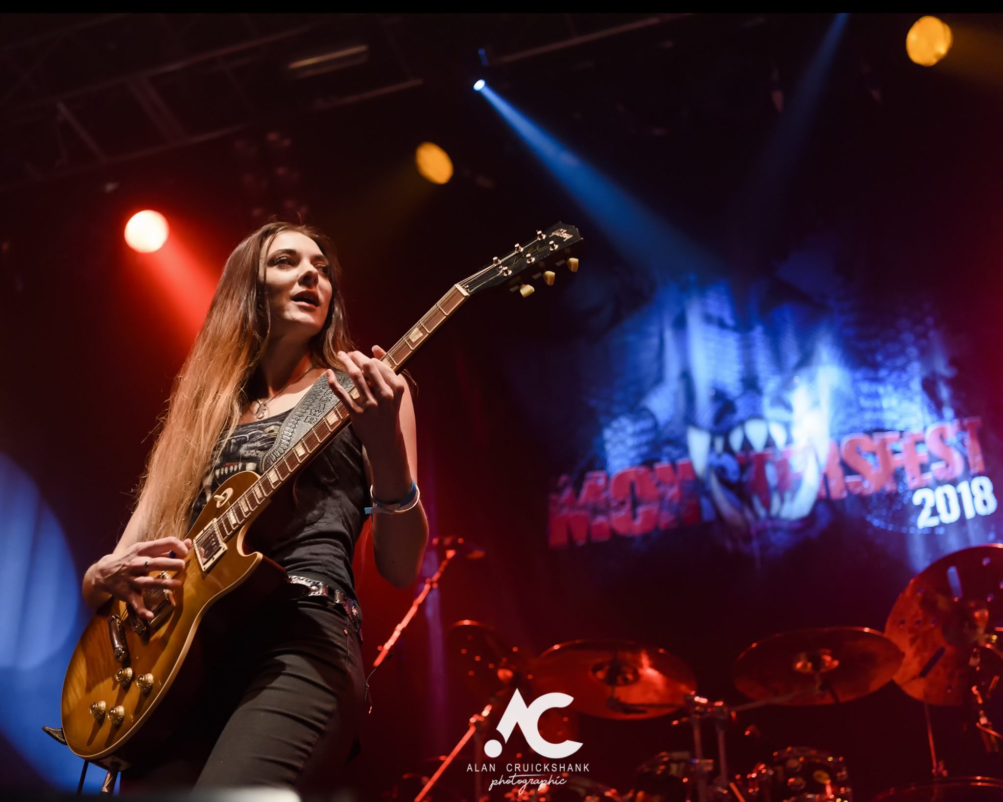 The Amorettes at Monstersfest 2018 Ironworks Inverness November 2018 19 - Monstersfest 2018 - IMAGES