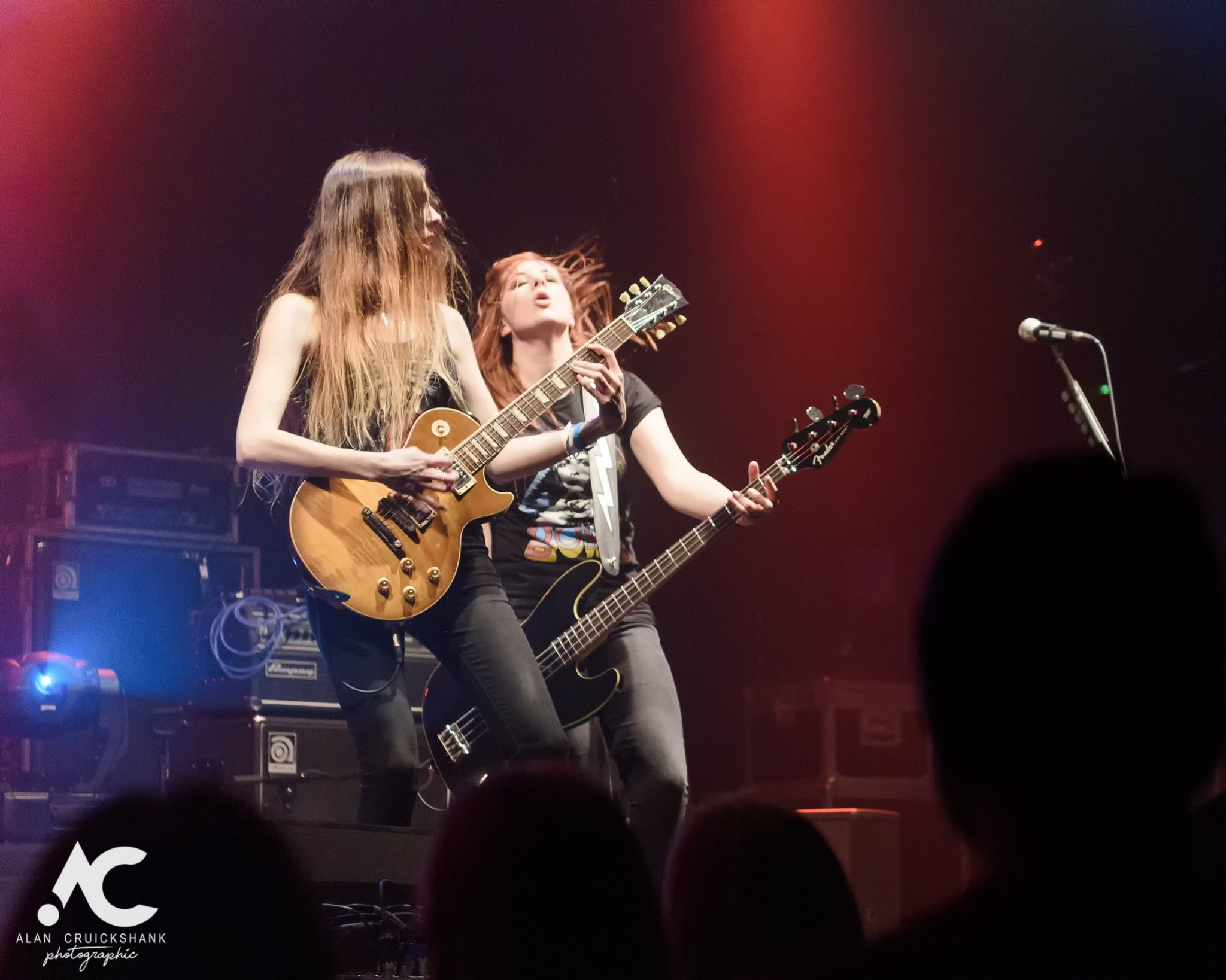 The Amorettes at Monstersfest 2018 Ironworks Inverness November 2018 23 - Monstersfest 2018 - IMAGES