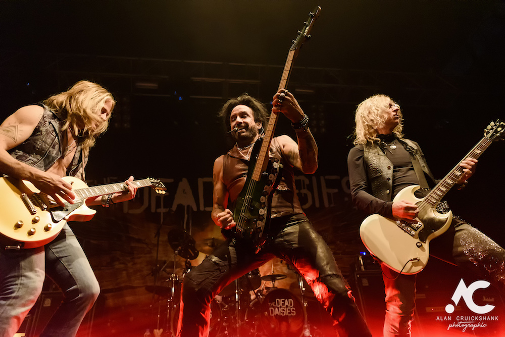 The Dead Daisies at Monstersfest 2018 Ironworks Inverness November 2018 29 - Monstersfest 2018 - IMAGES