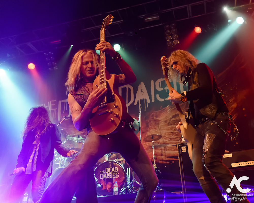 The Dead Daisies at Monstersfest 2018 Ironworks Inverness November 2018 30 - Monstersfest 2018 - IMAGES
