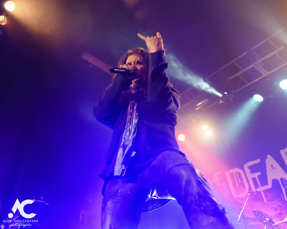 The Dead Daisies at Monstersfest 2018 Ironworks Inverness November 2018 31 - Monstersfest 2018 - IMAGES