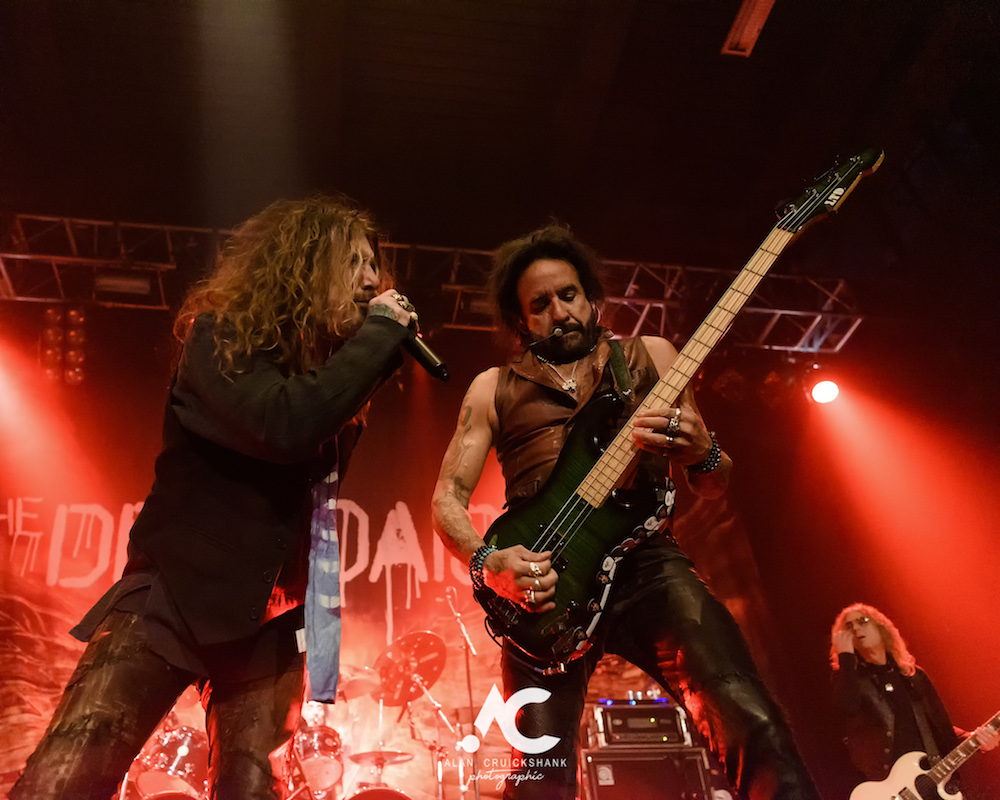 The Dead Daisies at Monstersfest 2018 Ironworks Inverness November 2018 32 - Monstersfest 2018 - IMAGES