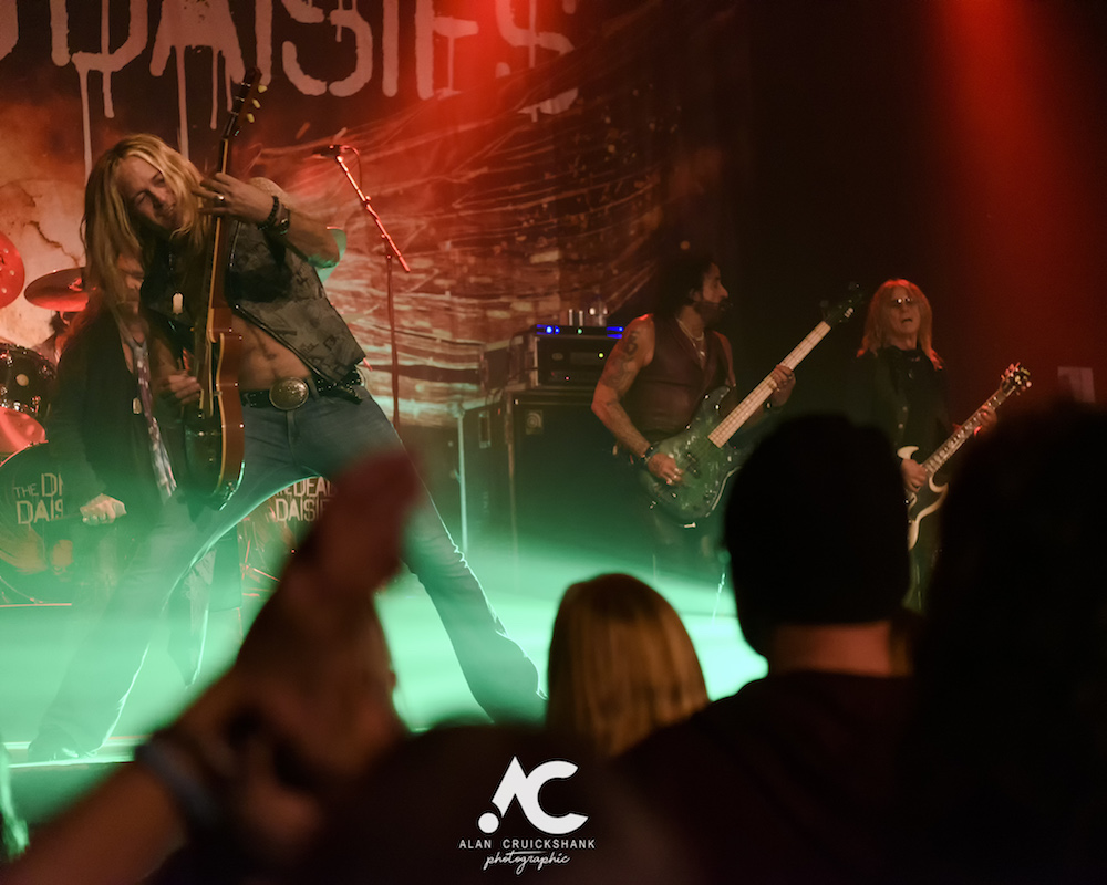 The Dead Daisies at Monstersfest 2018 Ironworks Inverness November 2018 33 - Monstersfest 2018 - IMAGES