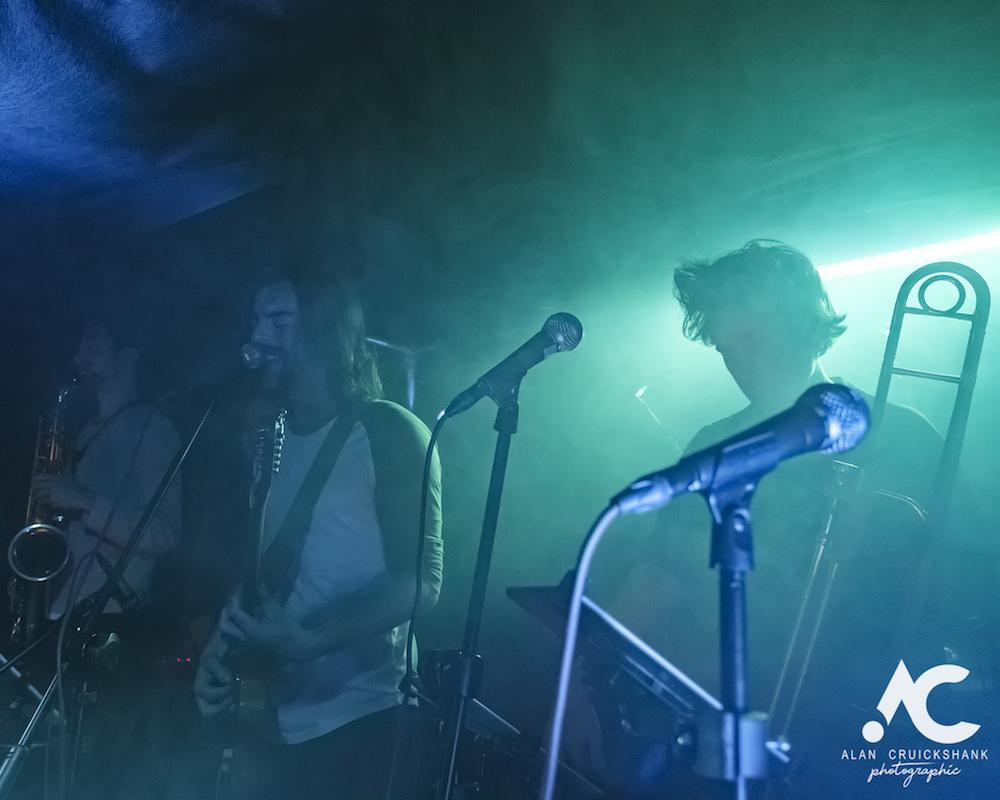 Tom McGuire The Brassholes Inverness November 2018 19 - Tom McGuire & The Brassholes, 8/11/2018 - Images