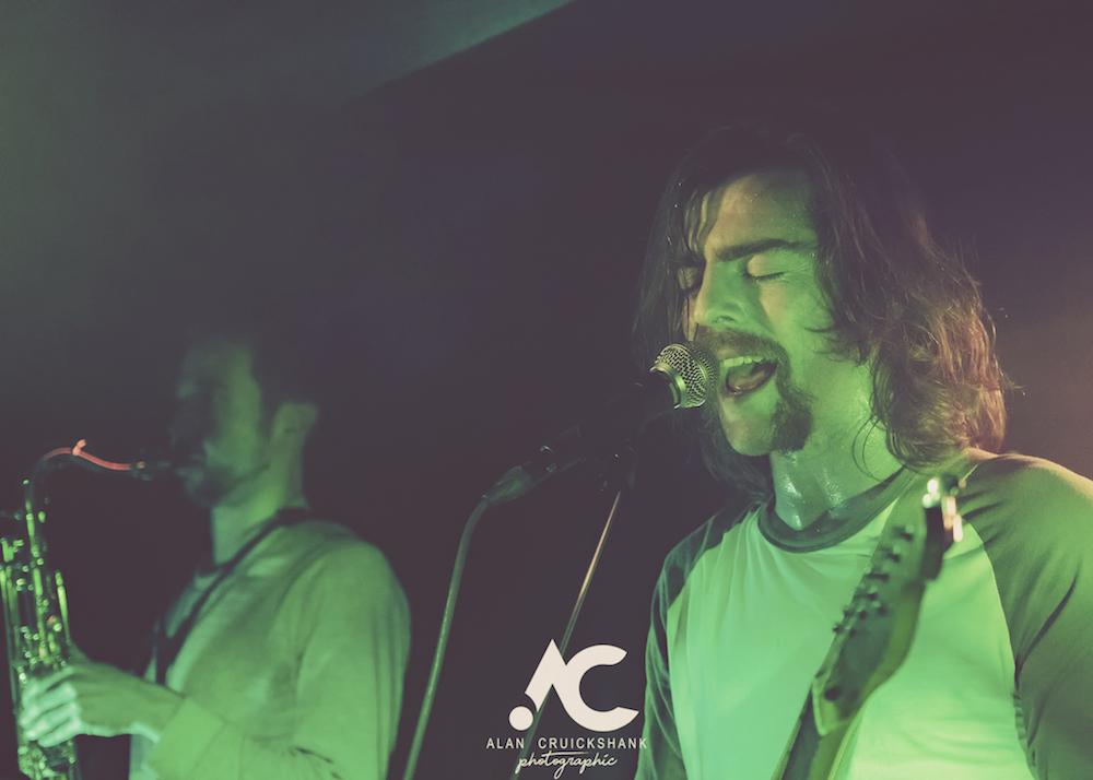 Tom McGuire The Brassholes Inverness November 2018 23 - Tom McGuire & The Brassholes, 8/11/2018 - Images