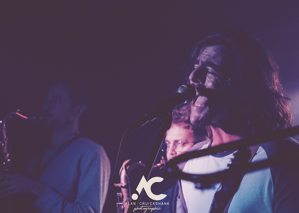 Tom McGuire The Brassholes Inverness November 2018 25 - Tom McGuire & The Brassholes, 8/11/2018 - Images