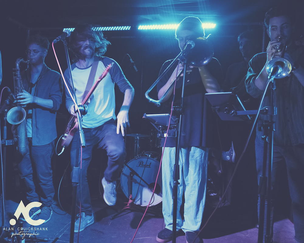 Tom McGuire The Brassholes Inverness November 2018 9 - Tom McGuire & The Brassholes, 8/11/2018 - Images