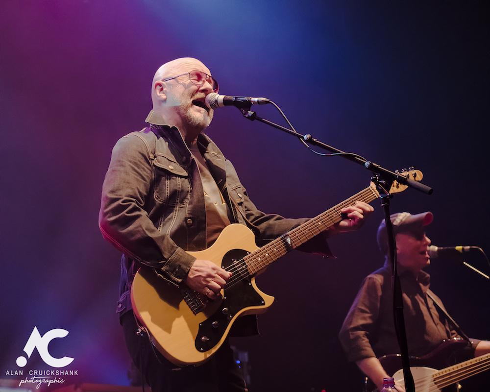 Wishbone Ash at Ironworks Inverness November 2018 15 - Wishbone Ash, 28/10/2018 - Images