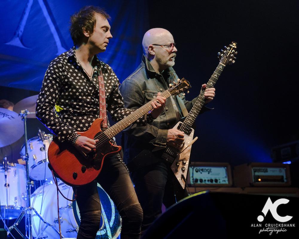 Wishbone Ash at Ironworks Inverness November 2018 16 - Wishbone Ash, 28/10/2018 - Images