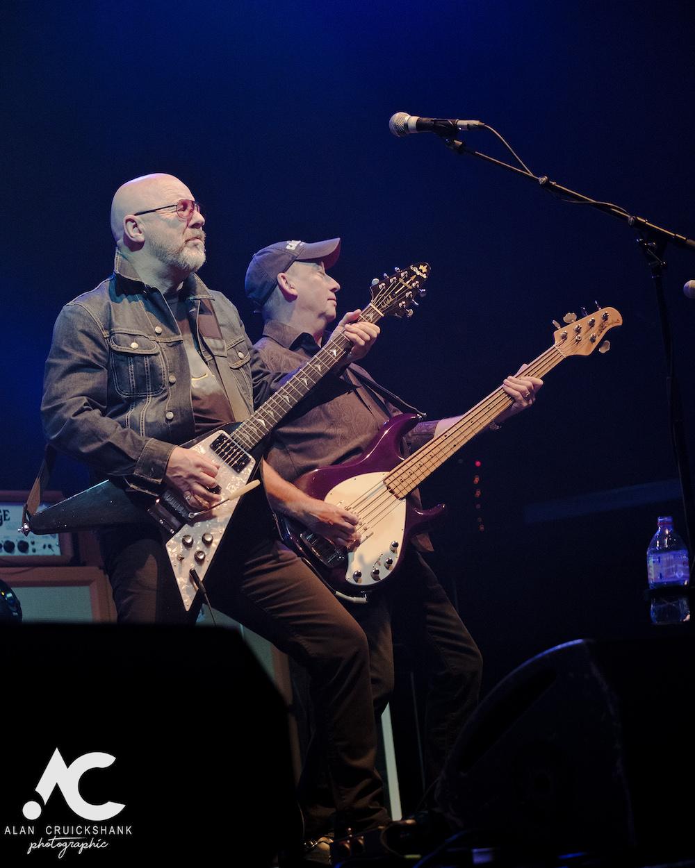 Wishbone Ash at Ironworks Inverness November 2018 18 - Wishbone Ash, 28/10/2018 - Images