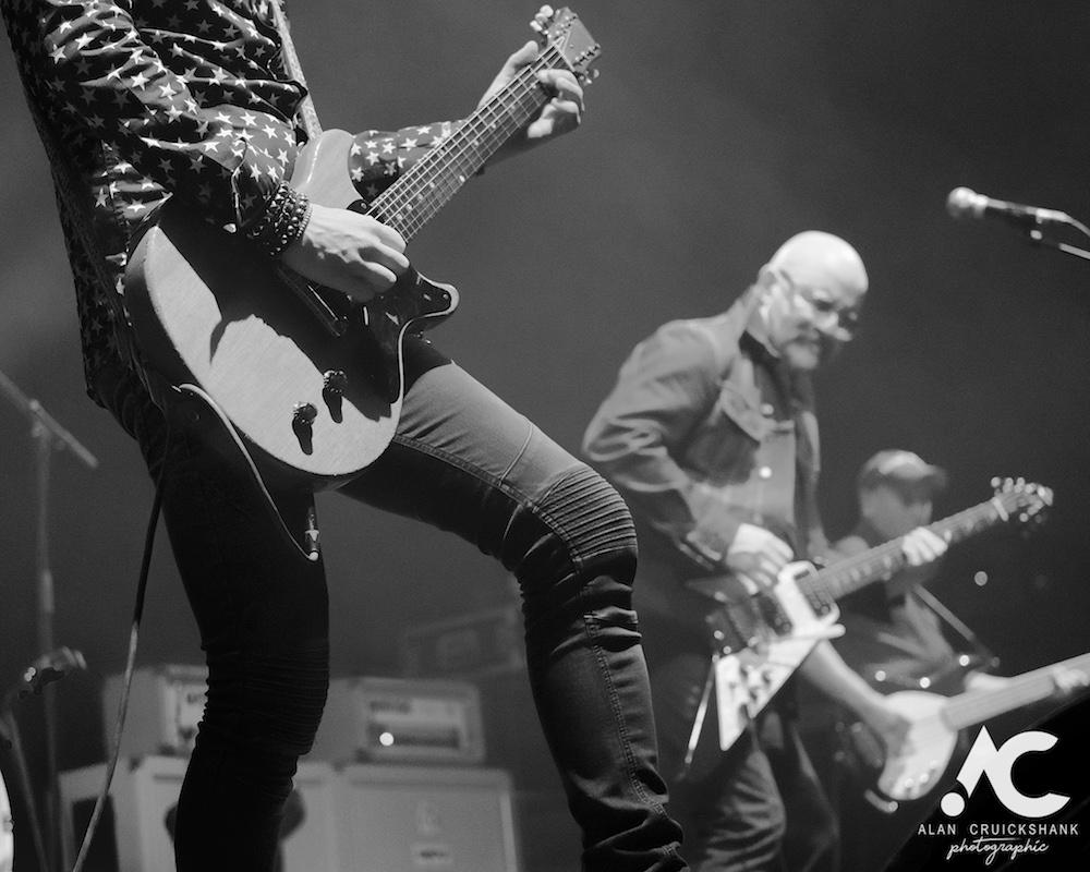 Wishbone Ash at Ironworks Inverness November 2018 22 - Wishbone Ash, 28/10/2018 - Images