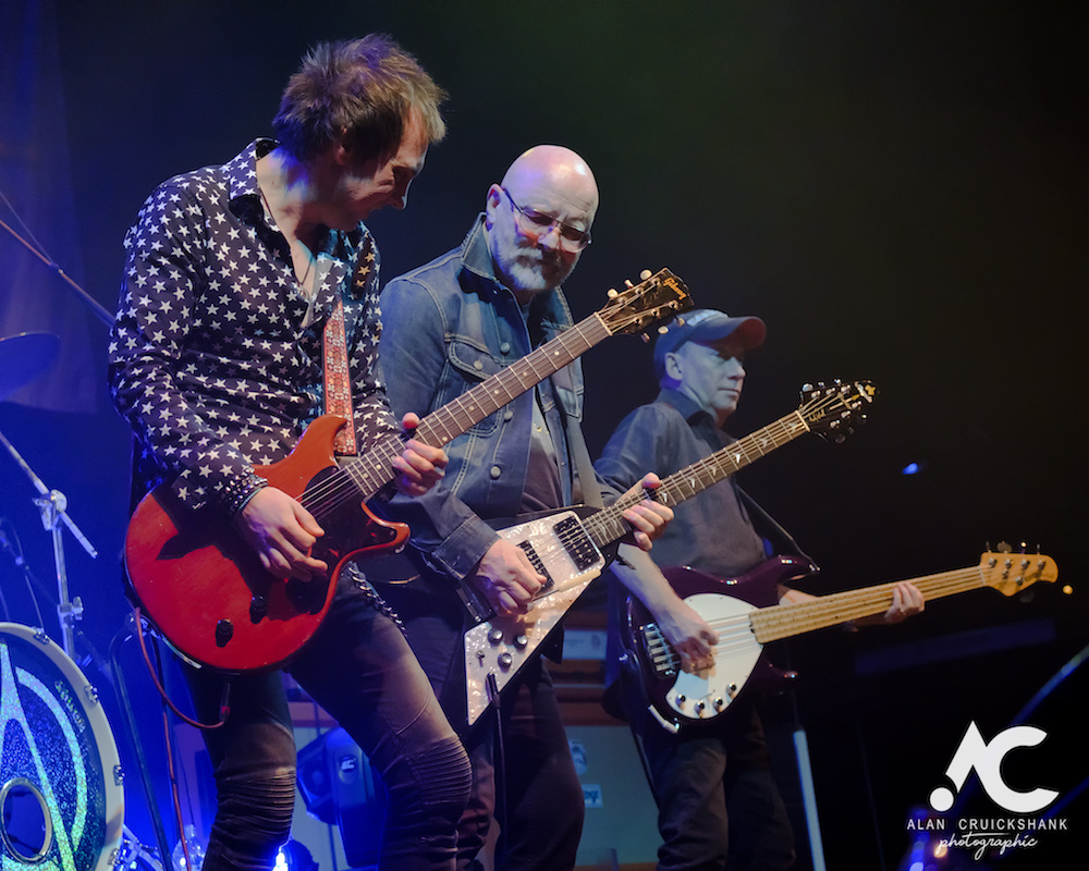 Wishbone Ash at Ironworks Inverness November 2018 23 - Wishbone Ash, 28/10/2018 - Images
