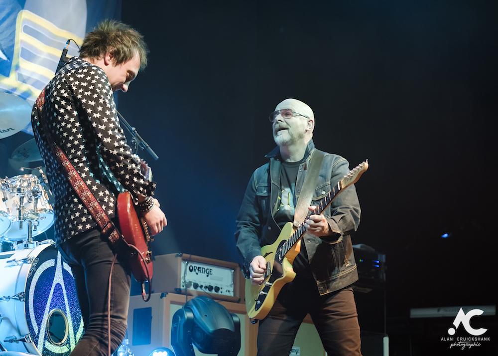 Wishbone Ash at Ironworks Inverness November 2018 26 - Wishbone Ash, 28/10/2018 - Images