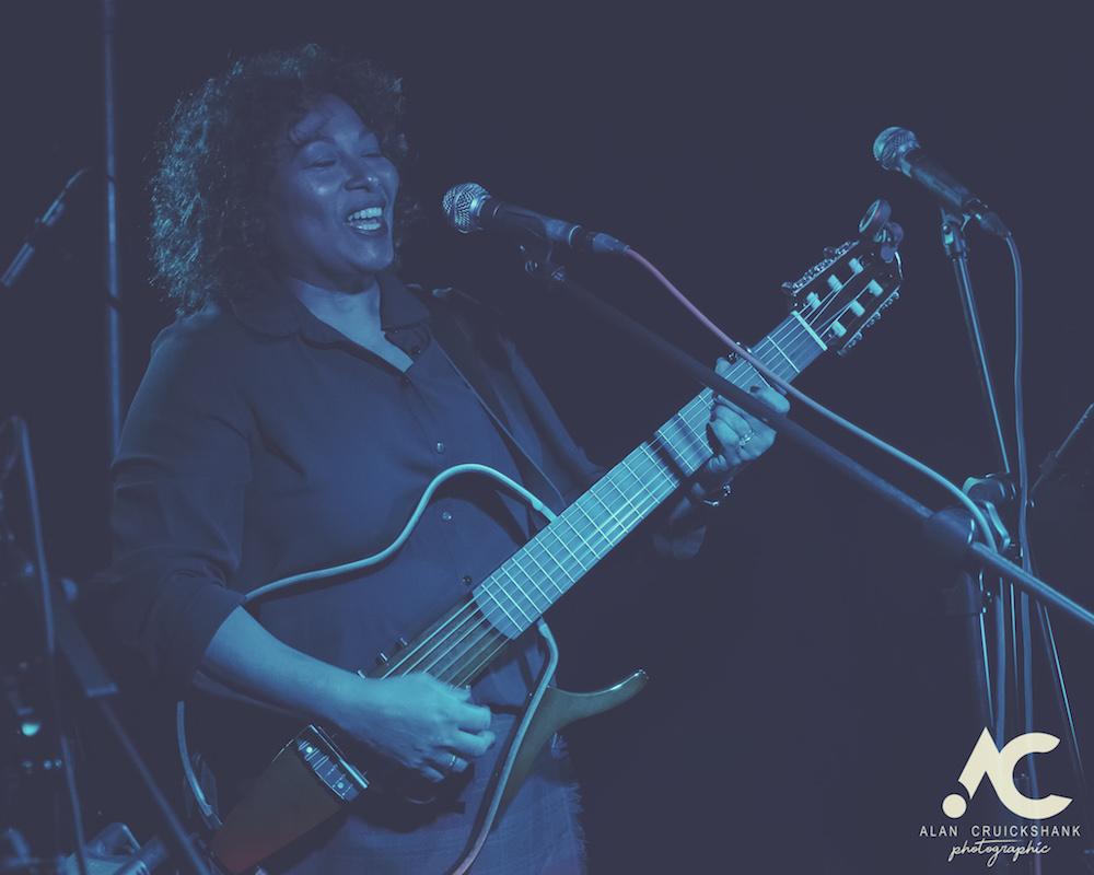 coca tenorio Inverness November 2018 3. - Tom McGuire & The Brassholes, 8/11/2018 - Images
