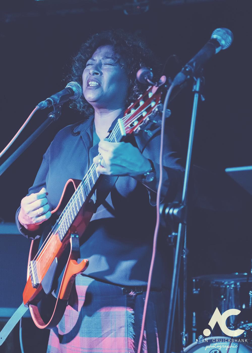 coca tenorio Inverness November 2018 7 - Tom McGuire & The Brassholes, 8/11/2018 - Images