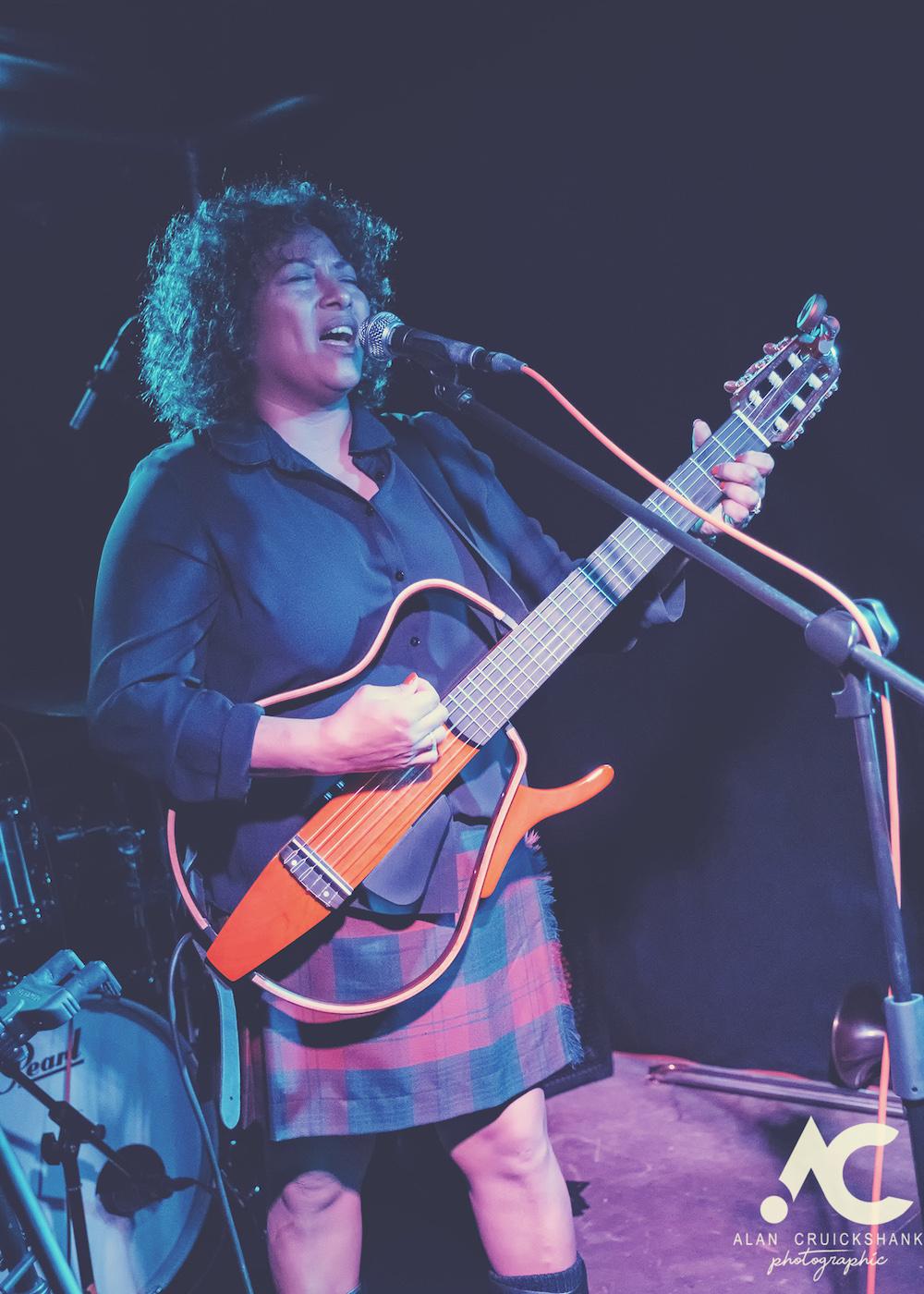 coca tenorio Inverness November 2018 8 - Tom McGuire & The Brassholes, 8/11/2018 - Images